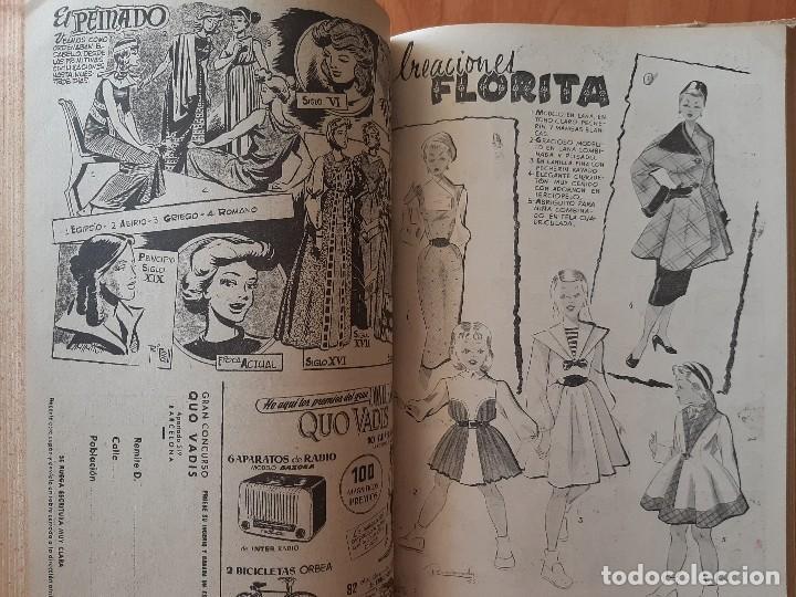 Tebeos: FLORITA : TOMO IX - EJEMPLARES DEL Nº 161 al Nº 180 - Foto 3 - 256007785