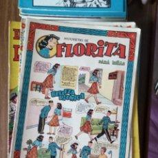 Tebeos: FLORITA. HISTORIETAS DE FLORITA PARA NIÑAS Nº 36. Lote 256115605