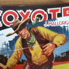 Tebeos: EL COYOTE EDICIONES CLIPER Nº 70 PRIMERA EDICION AGOSTO 1948. Lote 257424425