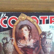 Tebeos: EL COYOTE EDICIONES CLIPER Nº 47 PRIMERA EDICION MAYO 1947. Lote 257425830