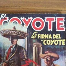 Tebeos: EL COYOTE EDICIONES CLIPER Nº 41 PRIMERA EDICION FEBRERO 1947. Lote 257426505