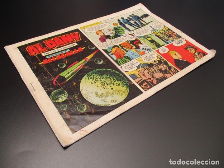 Tebeos: AL DANY (1953, CLIPER) 2 · 1953 · PRISIONEROS DE ZOOGLUNN - Foto 2 - 258264080