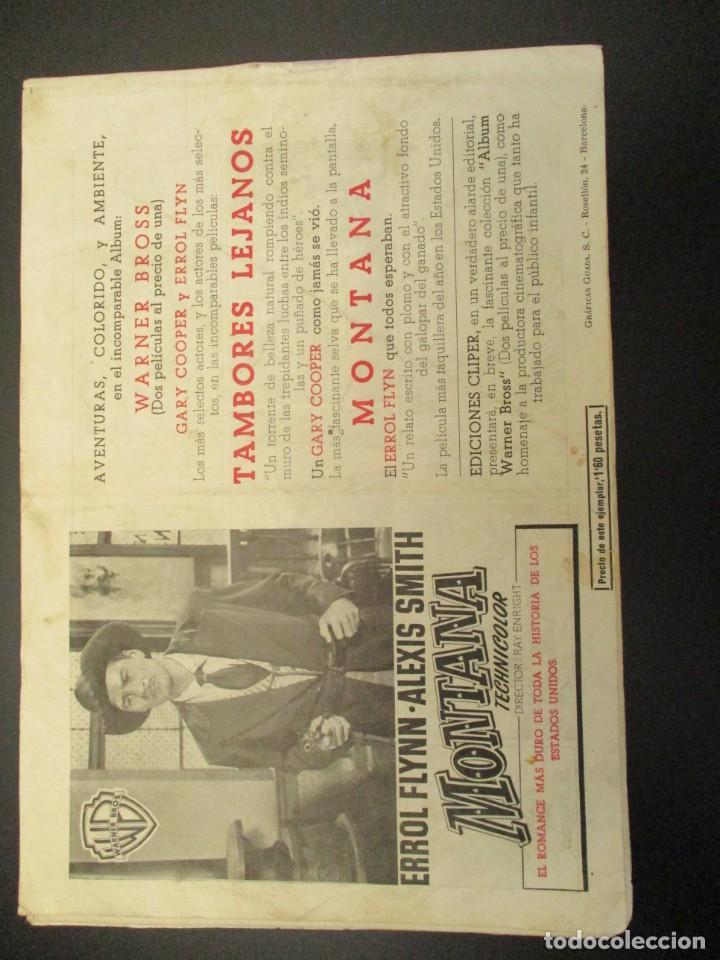 Tebeos: AL DANY (1953, CLIPER) 2 · 1953 · PRISIONEROS DE ZOOGLUNN - Foto 3 - 258264080