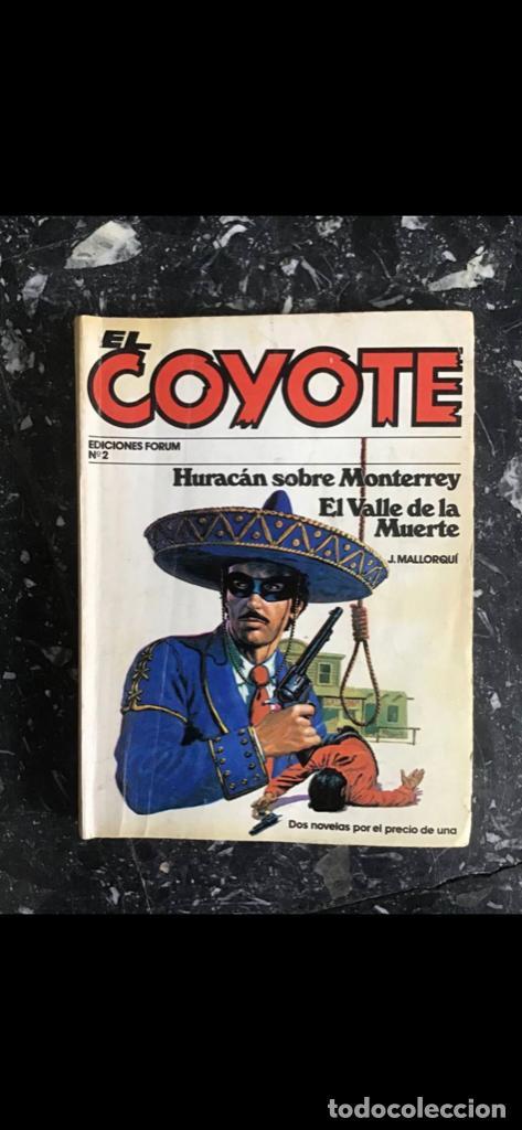 COLECCIÓN EL COYOTE (Tebeos y Comics - Cliper - El Coyote)