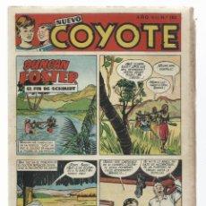 Giornalini: NUEVO COYOTE 183, 1953, CLIPER, BUEN ESTADO. Lote 260674495