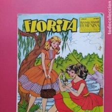 Tebeos: FLORITA N°459 - EDICIONES CLIPER - AÑO X. Lote 260746475