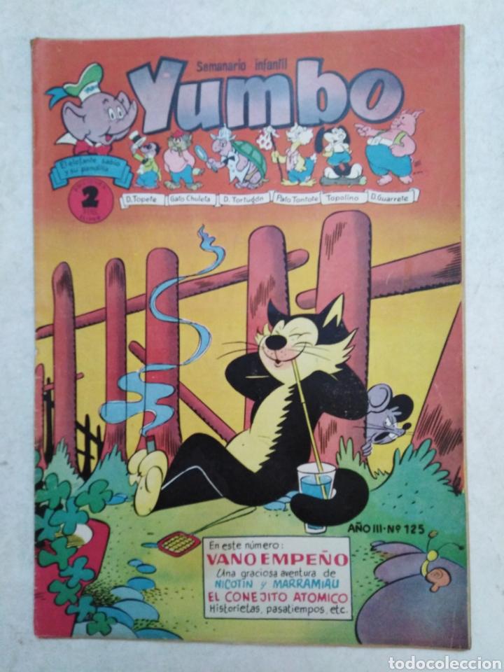Tebeos: Lote de 12 cómic yumbo - Foto 3 - 261139185