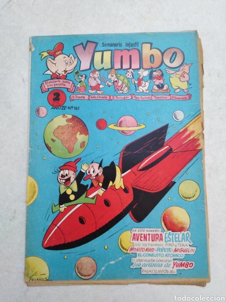 Tebeos: Lote de 12 cómic yumbo - Foto 6 - 261139185