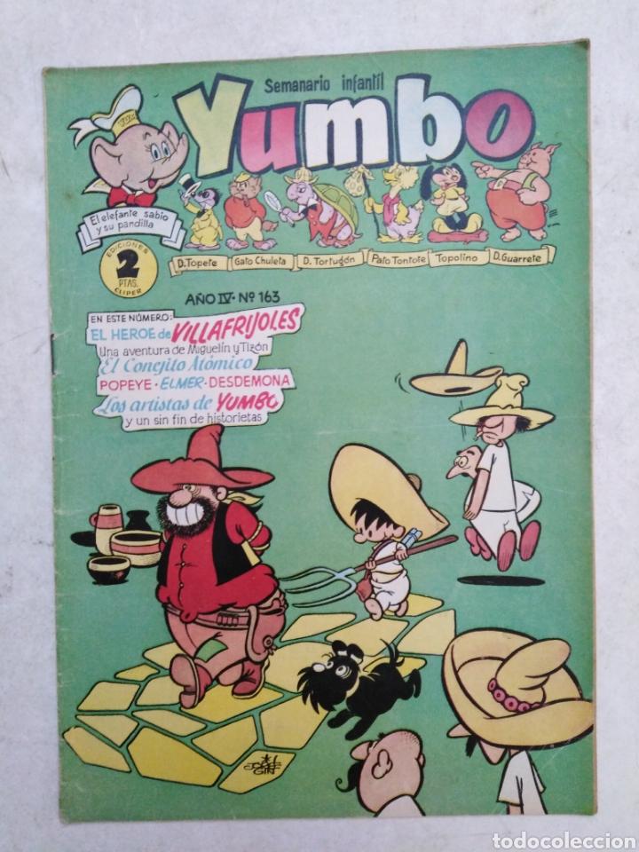 Tebeos: Lote de 12 cómic yumbo - Foto 9 - 261139185