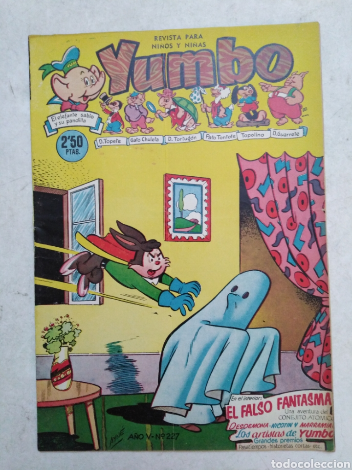Tebeos: Lote de 12 cómic yumbo - Foto 10 - 261139185