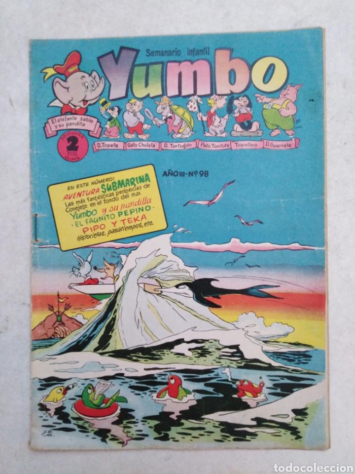 Tebeos: Lote de 12 cómic yumbo - Foto 11 - 261139185