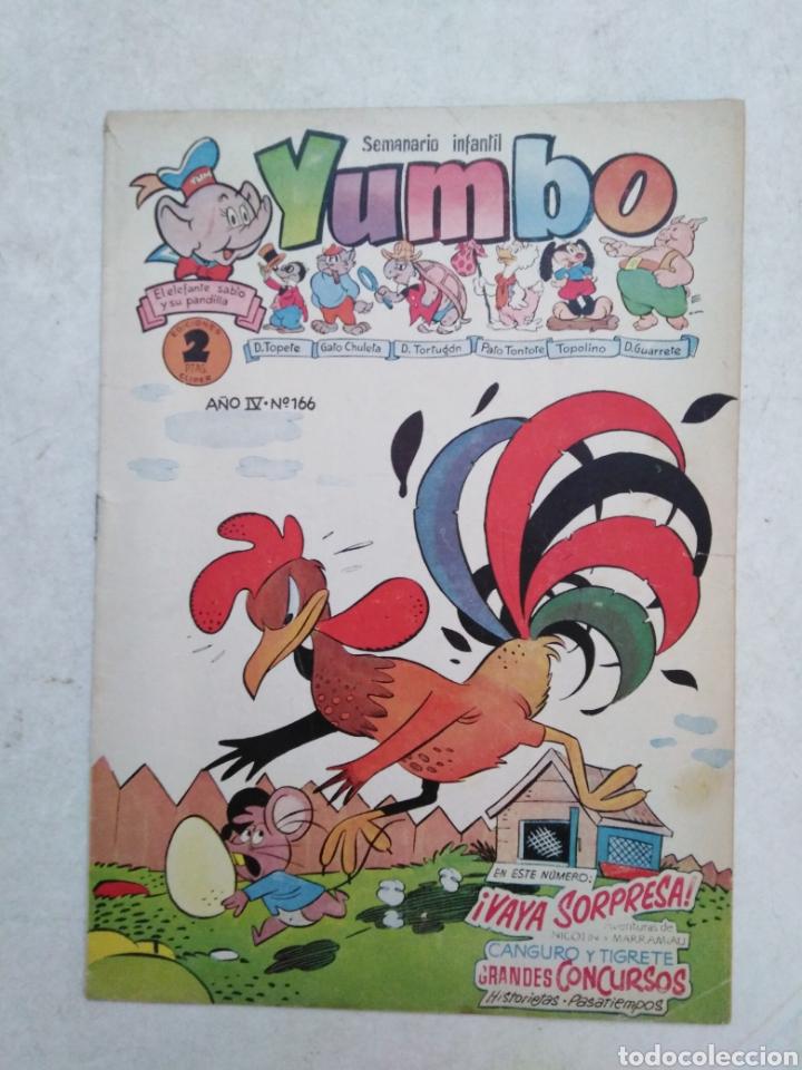 Tebeos: Lote de 12 cómic yumbo - Foto 13 - 261139185