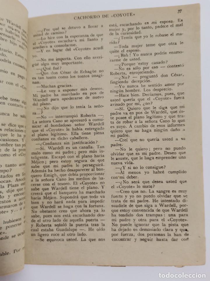 Tebeos: RV-223. 23 COMICS COYOTE. J.MALLORQUI. ED. CLIPER. ED.CLIPER. MEDIADOS S.XX. - Foto 10 - 267175544