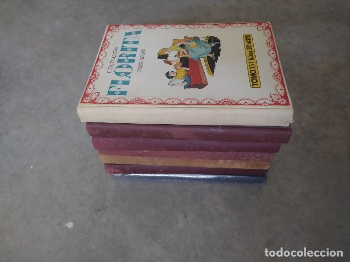 Tebeos: FLORITA - DESDE EL Nº 1 AL Nº 440 - TOMOS DEL I AL XXII - Foto 4 - 267292009