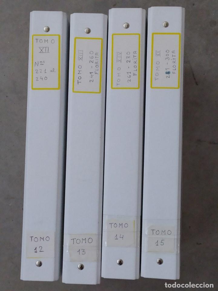 Tebeos: FLORITA - DESDE EL Nº 1 AL Nº 440 - TOMOS DEL I AL XXII - Foto 5 - 267292009