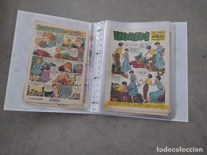 Tebeos: FLORITA - DESDE EL Nº 1 AL Nº 440 - TOMOS DEL I AL XXII - Foto 6 - 267292009