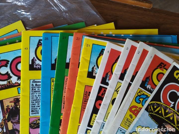"""Tebeos: Lote Comics """"El Coyote"""" Núms 1, 2, 3, 4, 21, 22, 27, 43, 44, 49, 61, 62, 63, 64 y Almanaque - Foto 2 - 268294034"""
