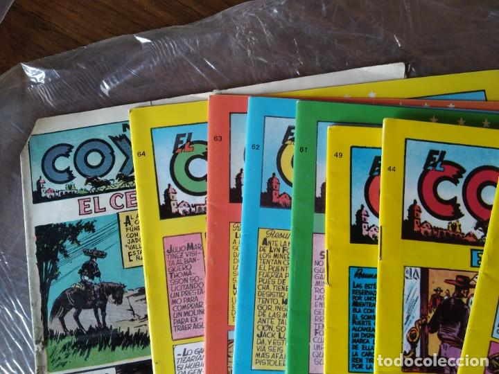 """Tebeos: Lote Comics """"El Coyote"""" Núms 1, 2, 3, 4, 21, 22, 27, 43, 44, 49, 61, 62, 63, 64 y Almanaque - Foto 3 - 268294034"""