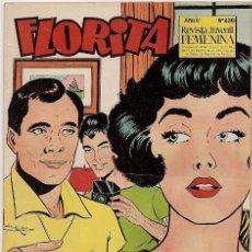Livros de Banda Desenhada: CLIPER. FLORITA. 438.. Lote 271221058