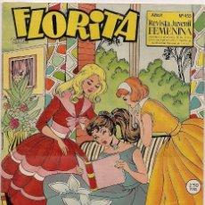 Livros de Banda Desenhada: CLIPER. FLORITA. 455.. Lote 271221128