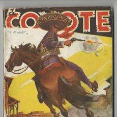 Tebeos: CLIPER. EL COYOTE. MALLORQUI. 84. Lote 271337233