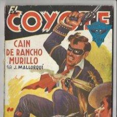 Tebeos: CLIPER. EL COYOTE. MALLORQUI. 89. Lote 271337243