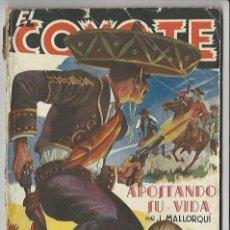 Tebeos: CLIPER. EL COYOTE. MALLORQUI. 87. Lote 271346298
