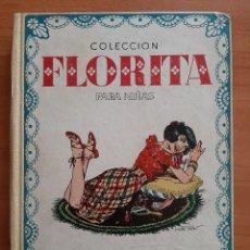 Livros de Banda Desenhada: FLORITA : TOMO XI - EJEMPLARES DEL Nº 201 AL Nº 220. Lote 271976933