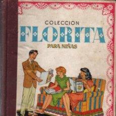 Livros de Banda Desenhada: FLORITA TOMO II NÚMS 21 A 40. Lote 273988743