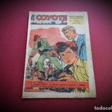Tebeos: EL COYOTE Nº 4. 2ª ÉPOCA. CLIPER 1954 ( C.B.). Lote 278156573