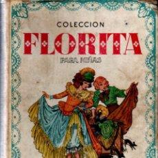 Tebeos: FLORITA TOMO IX NÚMS 161 A 180. Lote 278177338