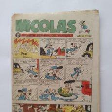Tebeos: NICOLAS Nº 236 REVISTA SEMANAL DEL HUMOR EDI CLIPER RV. Lote 279374018