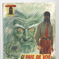 Giornalini: EL ENCAPUCHADO 47: EL PAÍS DE LOS FANTASMAS, 1949, CLIPER, BUEN ESTADO. COLECCIÓN A.T.. Lote 283038203