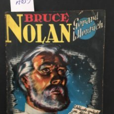 BDs: BRUCE NOLAN, EL ENIGMA DE LOS SEIS ASTRONOMOS, GERARD HENRICH, EDICIONES CLIPER, NUMERO 10. Lote 284270333