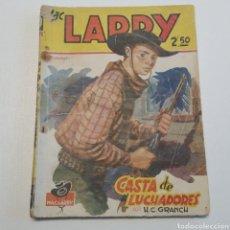 Tebeos: MAC LARRY Nº 31 CASTA DE LUCHADORES H. C. GRANCH ED.CLIPER. Lote 286698988