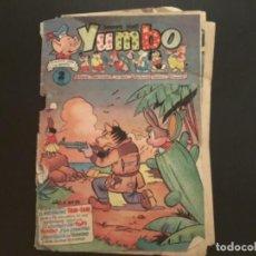 Tebeos: COMIC EDITORIAL CLIPER YUMBO SEMANARIO INFANTIL NÚMERO 92. Lote 288218013