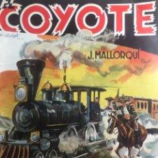 Tebeos: EL COYOTE EDICIONES CLIPER Nº 80 PRIMERA EDICION FEBRERO 1949. Lote 288231803