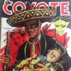 Tebeos: EL COYOTE EDICIONES CLIPER Nº 26 PRIMERA EDICION FEBRERO 1946. Lote 288232848