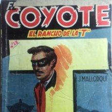 Tebeos: EL COYOTE EDICIONES CLIPER Nº 52 PRIMERA EDICION SEPTIEMBRE 1947. Lote 288277418