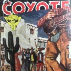 Tebeos: EL COYOTE EDICIONES CLIPER Nº 49 PRIMERA EDICION JULIO 1947. Lote 288289213