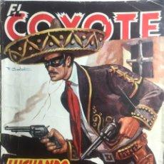 Tebeos: EL COYOTE EDICIONES CLIPER Nº 58 PRIMERA EDICION ENERO 1948. Lote 288290198