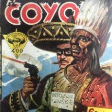 Tebeos: EL COYOTE EDICIONES CLIPER Nº 66 PRIMERA EDICION JUNIO 1948. Lote 288290278