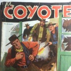 Tebeos: EL COYOTE EDICIONES CLIPER Nº 86 PRIMERA EDICION JUNIO 1949. Lote 288290353
