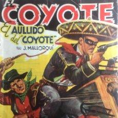 Tebeos: EL COYOTE EDICIONES CLIPER Nº 81 PRIMERA EDICION MARZO 1949. Lote 288290448