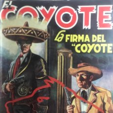 Tebeos: EL COYOTE EDICIONES CLIPER Nº 40 PRIMERA EDICION FEBRERO 1947. Lote 288290603