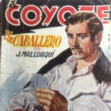 Tebeos: EL COYOTE EDICIONES CLIPER Nº 38 PRIMERA EDICION DICIEMBRE 1946. Lote 288290793