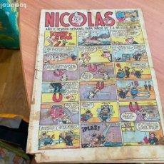 Tebeos: NICOLAS Nº 91 (ORIGINAL CLIPER) (COIB207). Lote 288397698