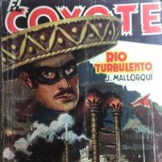 Tebeos: EL COYOTE EDICIONES CLÍPER Nº 54 PRIMERA EDICIÓN ABRIL 1948. Lote 288403443