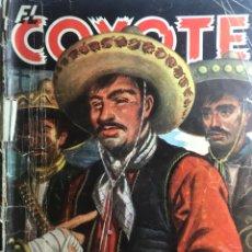 Tebeos: EL COYOTE EDICIONES CLÍPER Nº 25 PRIMERA EDICIÓN FEBRERO 1946. Lote 288403613
