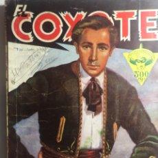Tebeos: EL COYOTE EDICIONES CLÍPER Nº 35 PRIMERA EDICIÓN AGOSTO 1946. Lote 288404198